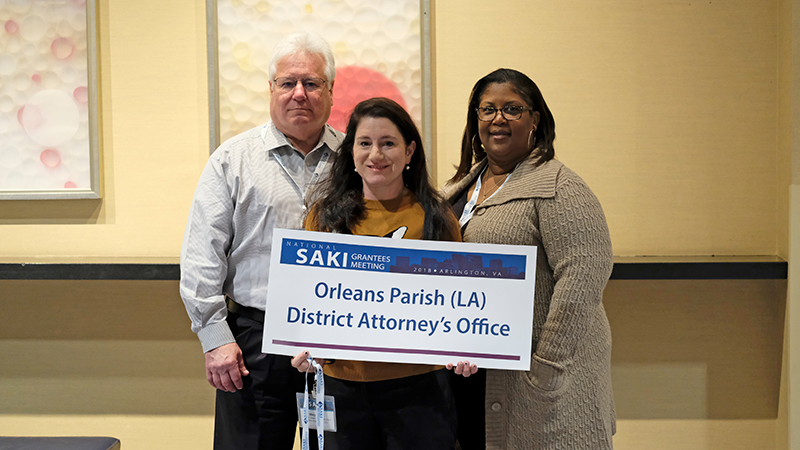 Orleans Parish (Louisiana) District Attorney's Office | Sexual